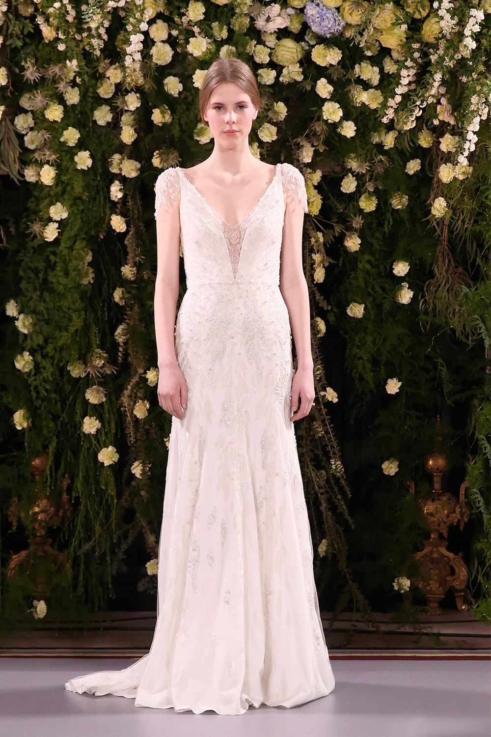 Alba – Jenny Packham 2019 Bridal Collection. www.theweddingnotebook.com