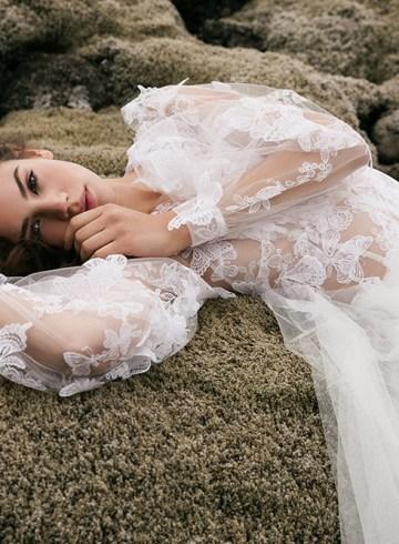 Daalarna 2019 Bridal Collection. //www.theweddingnotebook.com