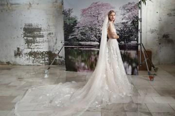 GALA by Galia Lahav Fall 2019 Bridal Collection. www.theweddingnotebook.com