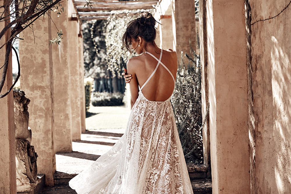 Harri - Grace Loves Lace 2018 Bridal Collection. www.theweddingnotebook.com