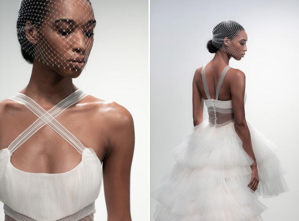 Rime Arodaky 2019 Bridal Collection. www.theweddingnotebook.com