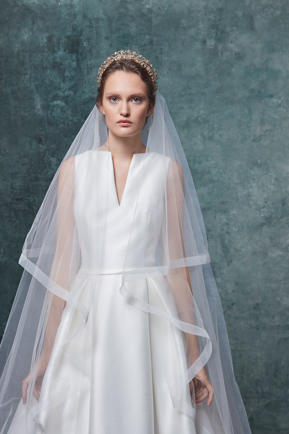 Blake - Sareh Nouri Fall 2019 Bridal Collection. www.theweddingnotebook.com