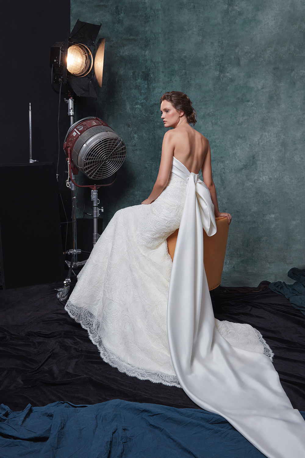 Cameron - Sareh Nouri Fall 2019 Bridal Collection. www.theweddingnotebook.com
