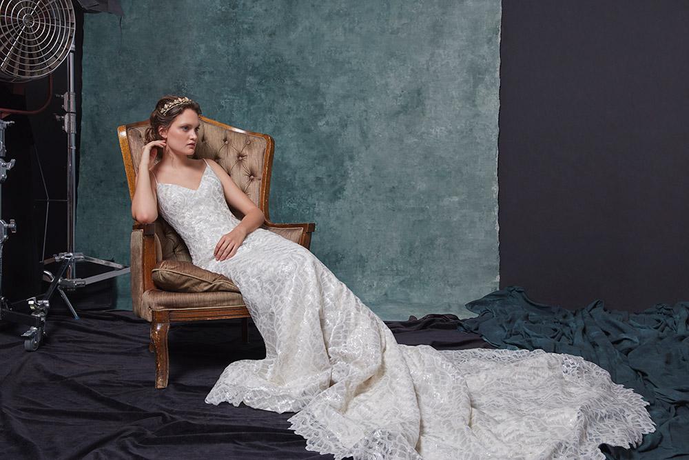 Charlize - Sareh Nouri Fall 2019 Bridal Collection. www.theweddingnotebook.com