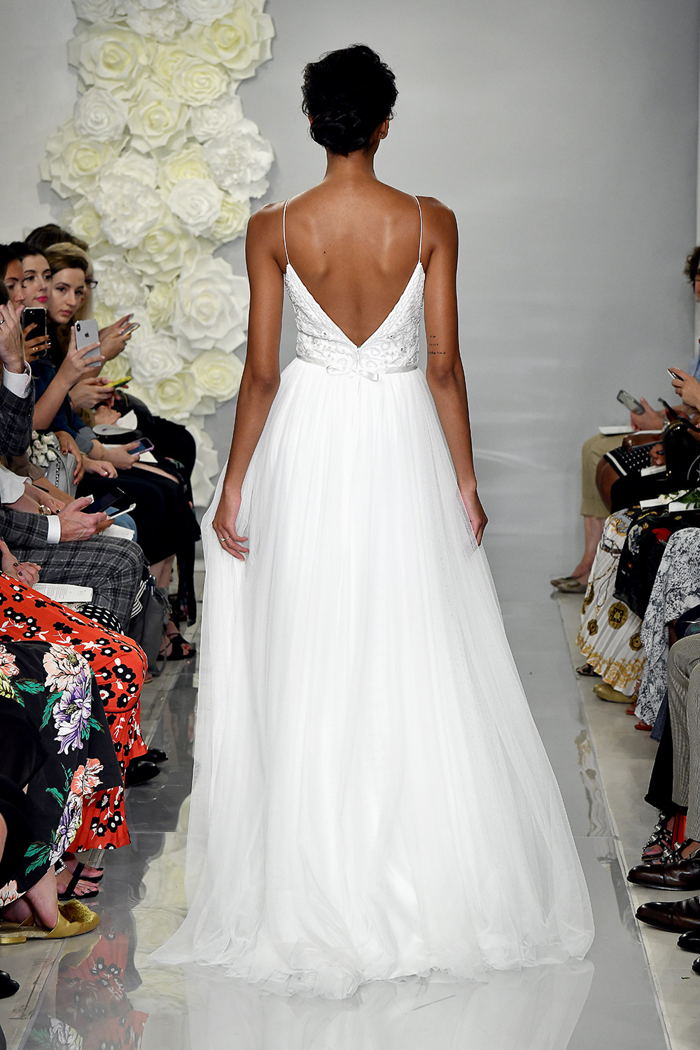 Fleur - Theia Fall 2019 Bridal Collection. www.theweddingnotebook.com