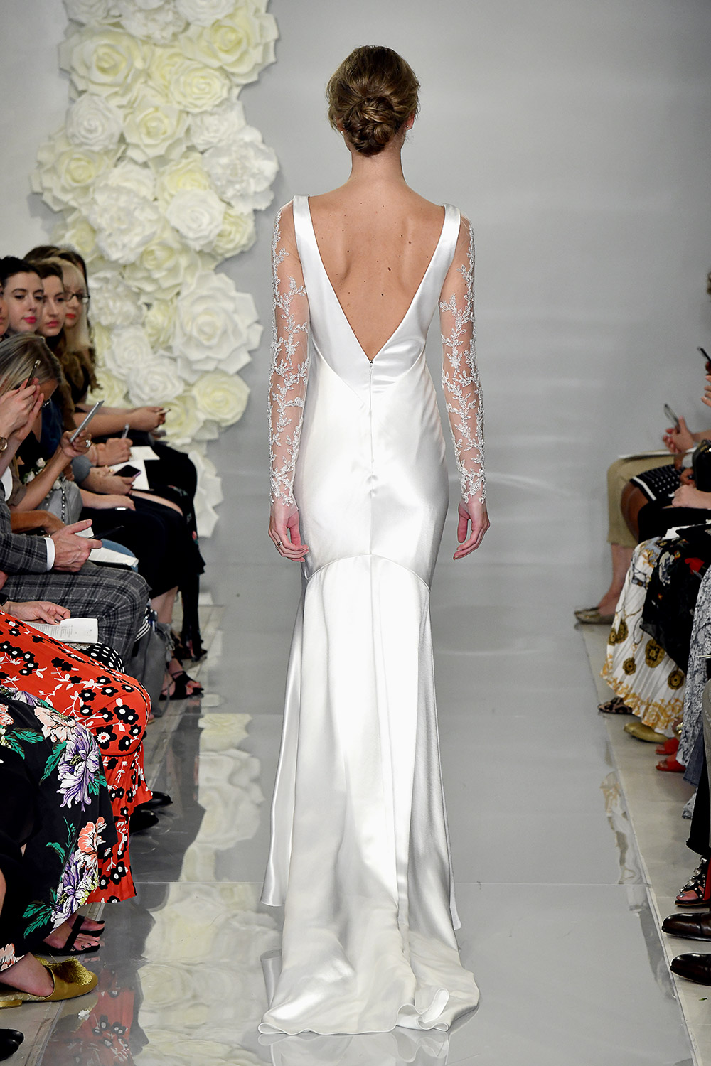 Zennia - Theia Fall 2019 Bridal Collection. www.theweddingnotebook.com