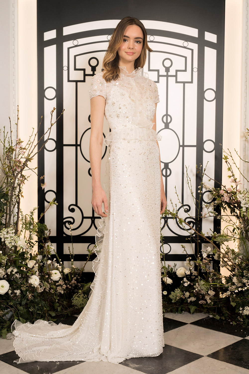 Nolita - Jenny Packham 2020 Bridal Collection. www.theweddingnotebook.com