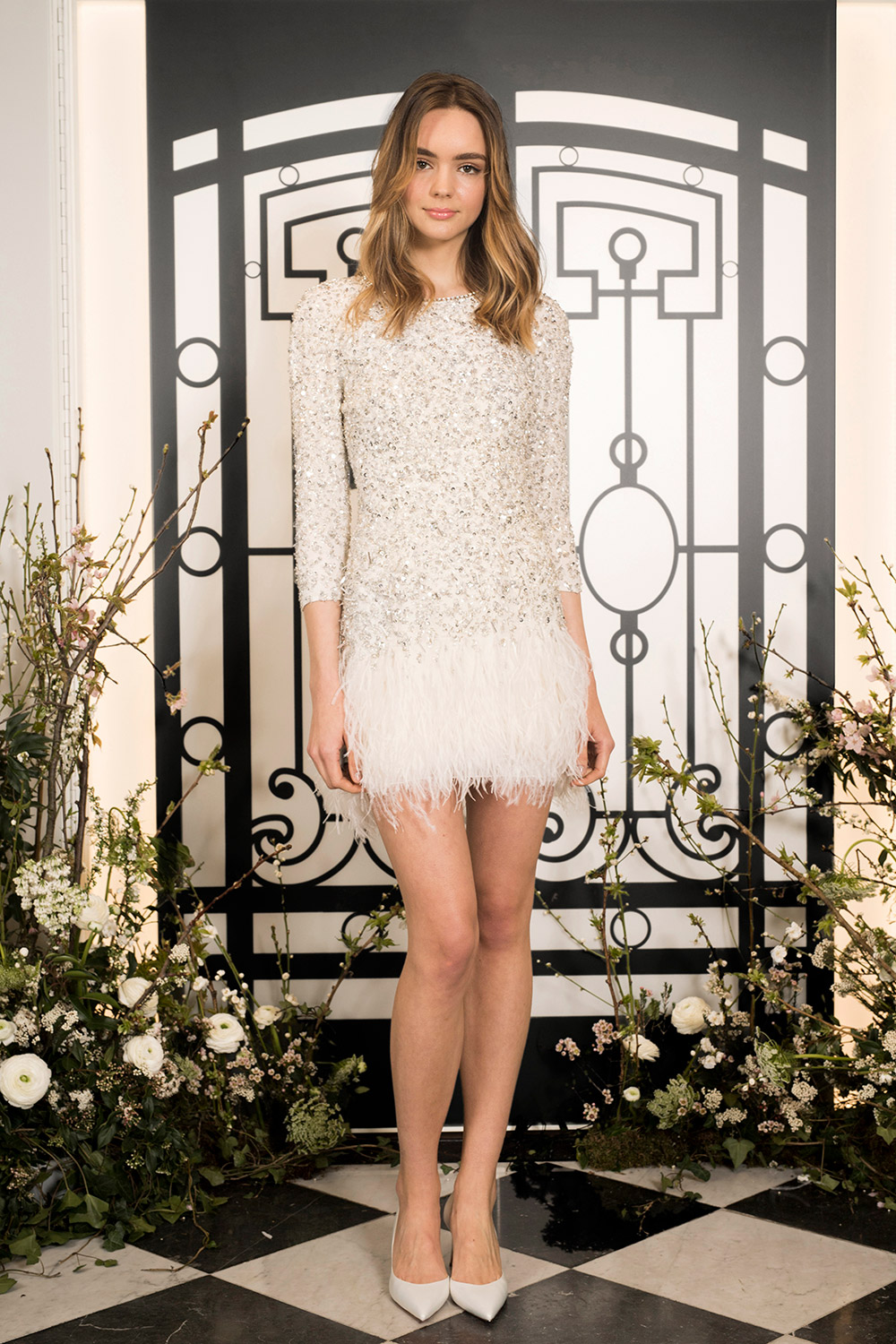 Margeaux - Jenny Packham 2020 Bridal Collection. www.theweddingnotebook.com