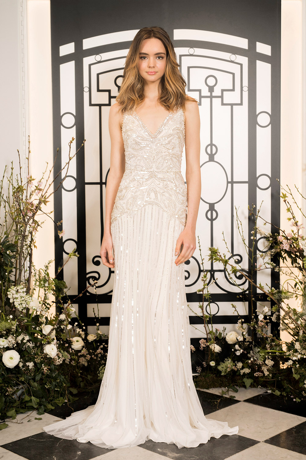 Palermo - Jenny Packham 2020 Bridal Collection. www.theweddingnotebook.com