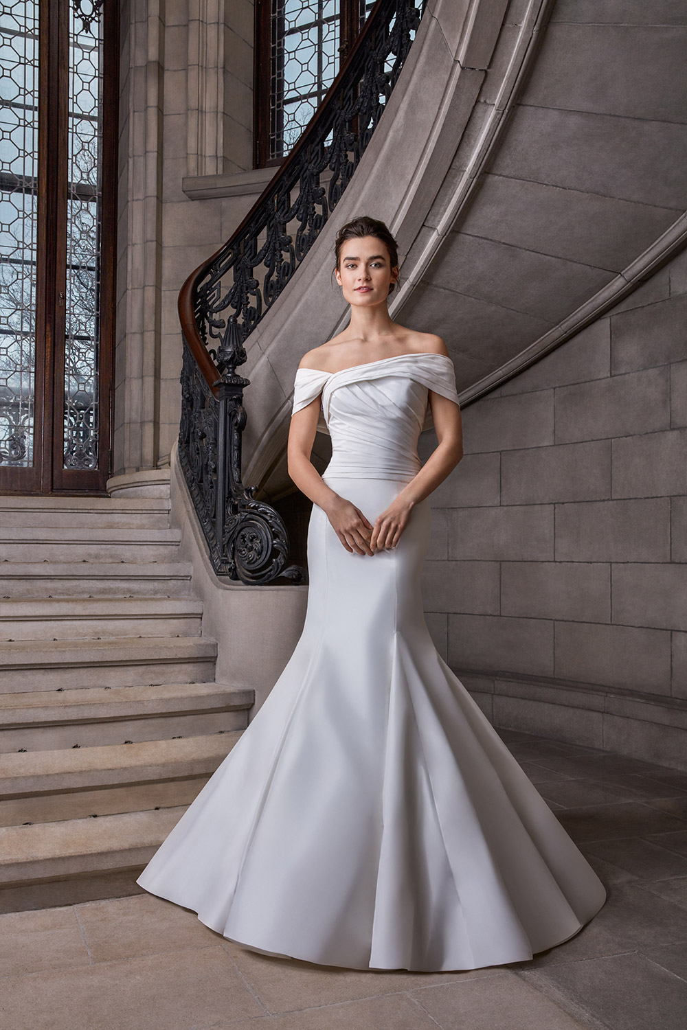 Ekaterina - Sareh Nouri Spring 2020 Collection. www.theweddingnotebook.com
