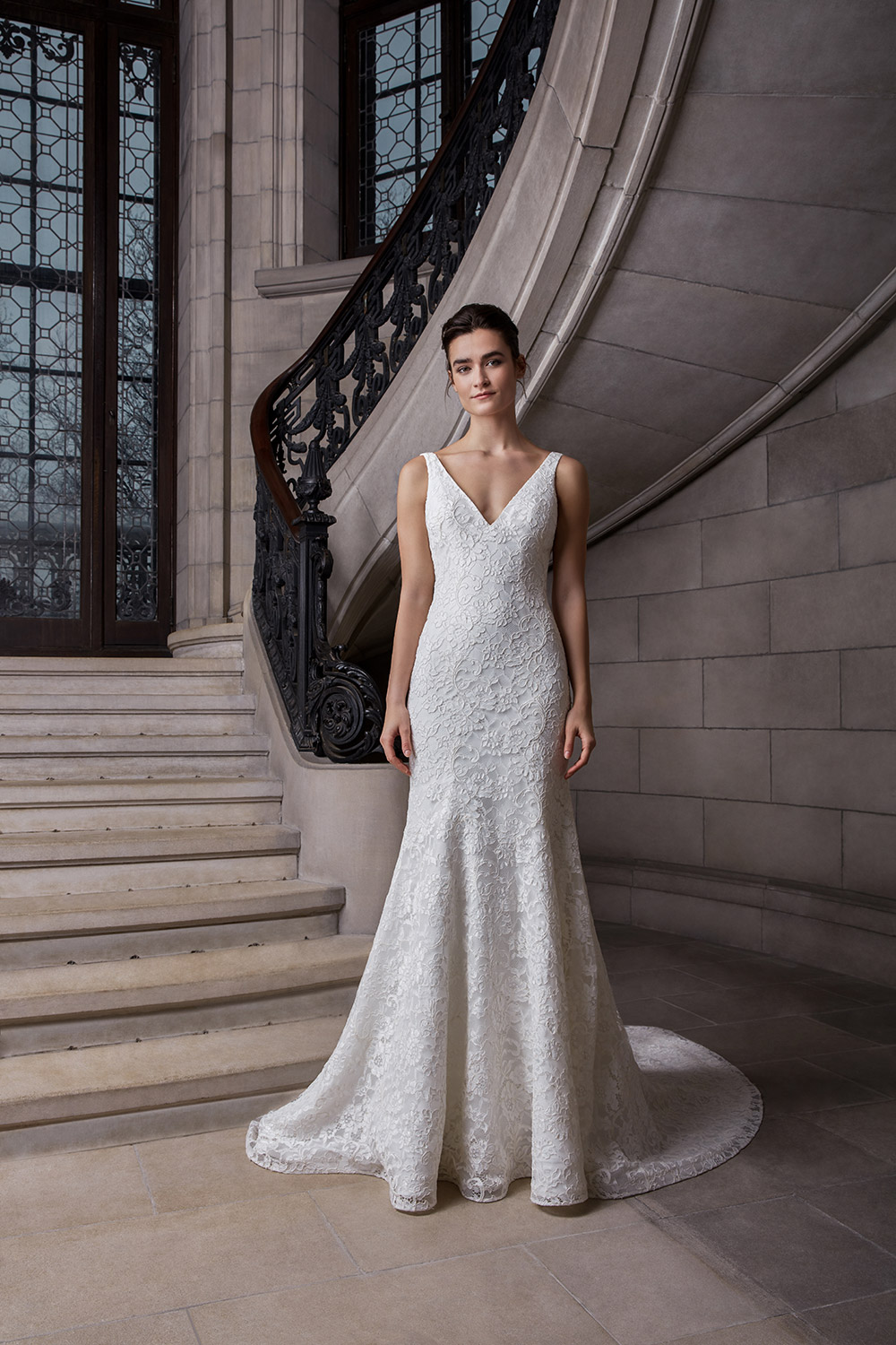 Silvia - Sareh Nouri Spring 2020 Collection. www.theweddingnotebook.com