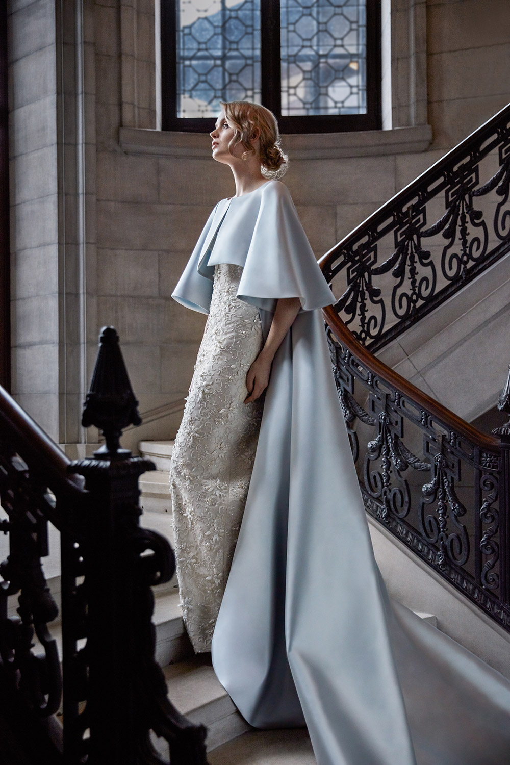Farah - Sareh Nouri Spring 2020 Collection. www.theweddingnotebook.com
