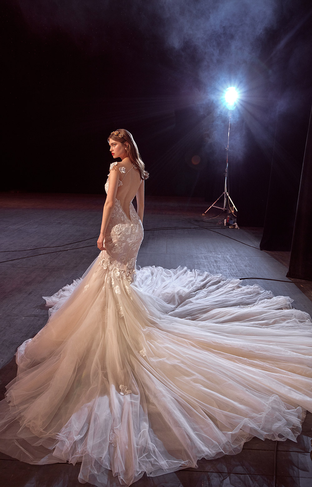 Michelle - Galia Lahav Couture Spring 2020 Collection. www.theweddingnotebook.com