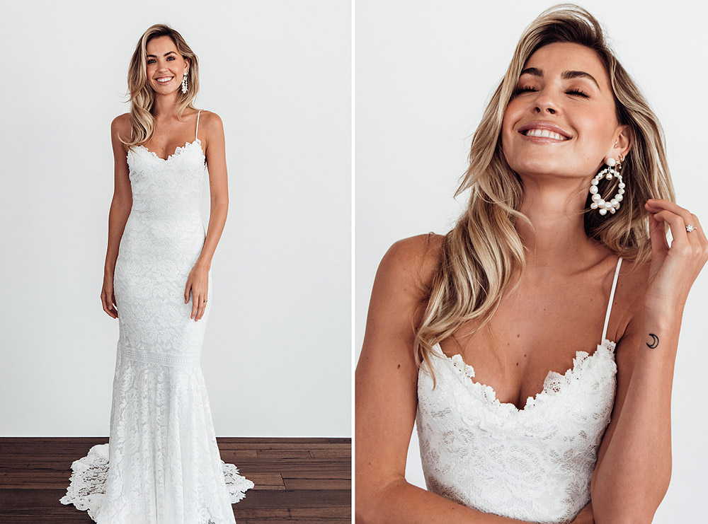 Grace Loves Lace 2019 Bridal Collection. www.theweddingnotebook.com