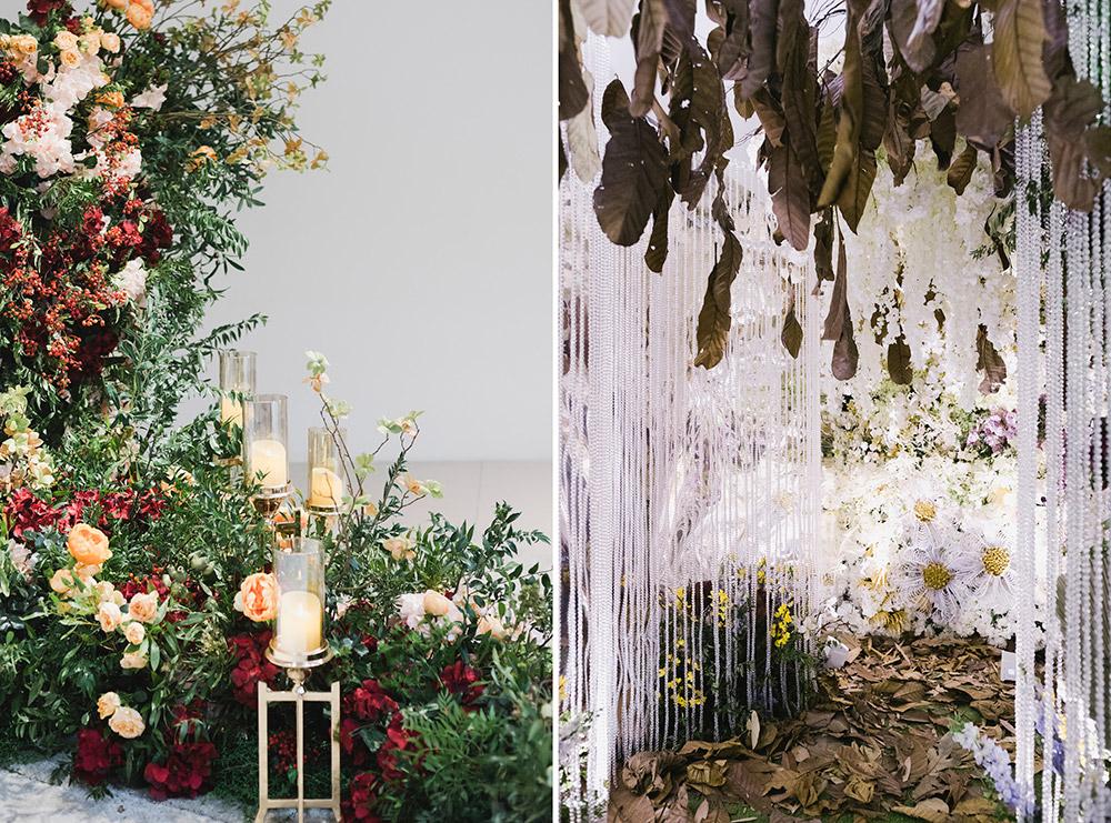 Decor by Wishing Tree. WAF - Weddings.Arts.Fashion. www.theweddingnotebook.com