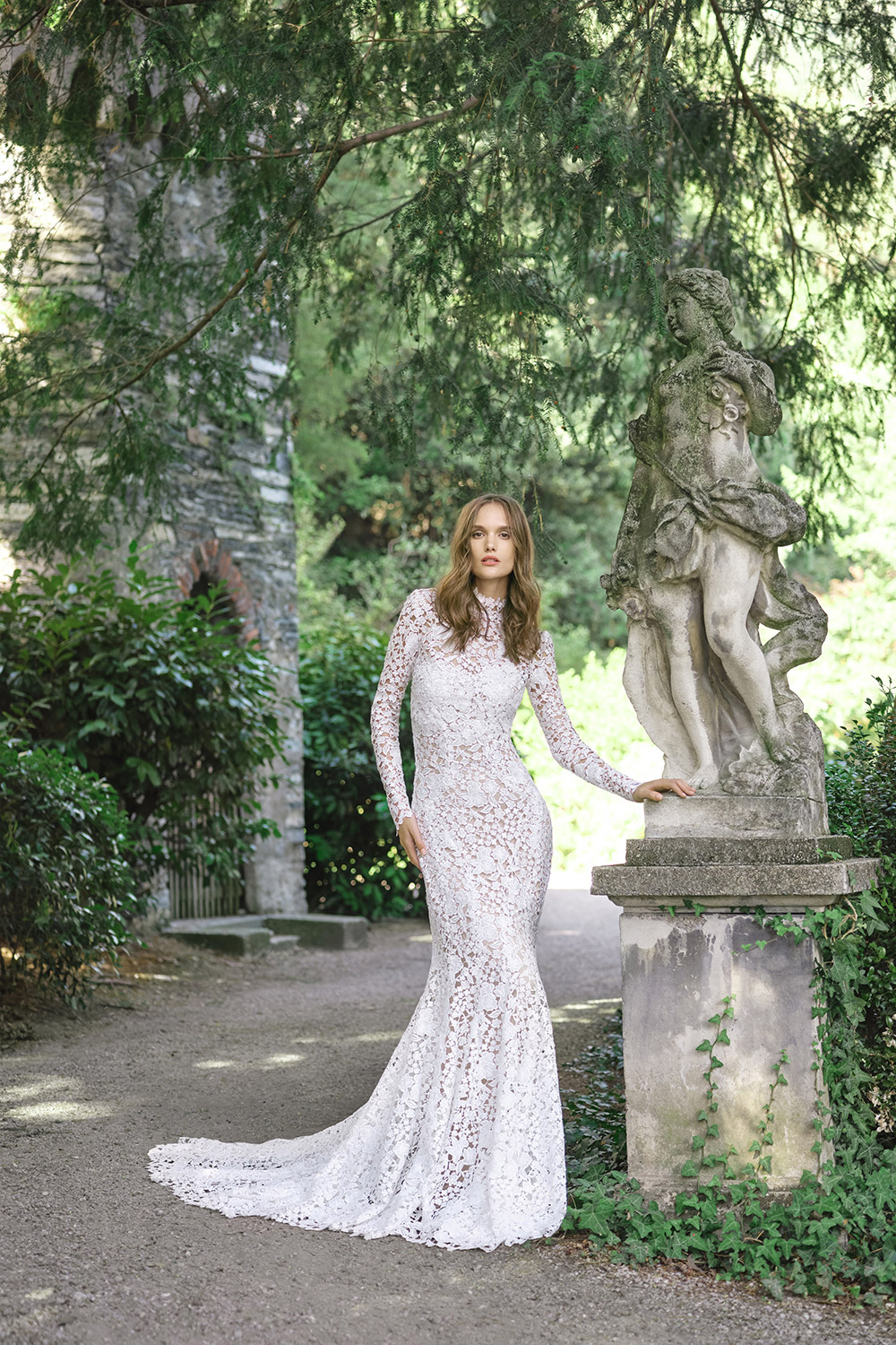 Atherton - Monique Lhuillier Fall 2020 Bridal Collection. www.theweddingnotebook.com