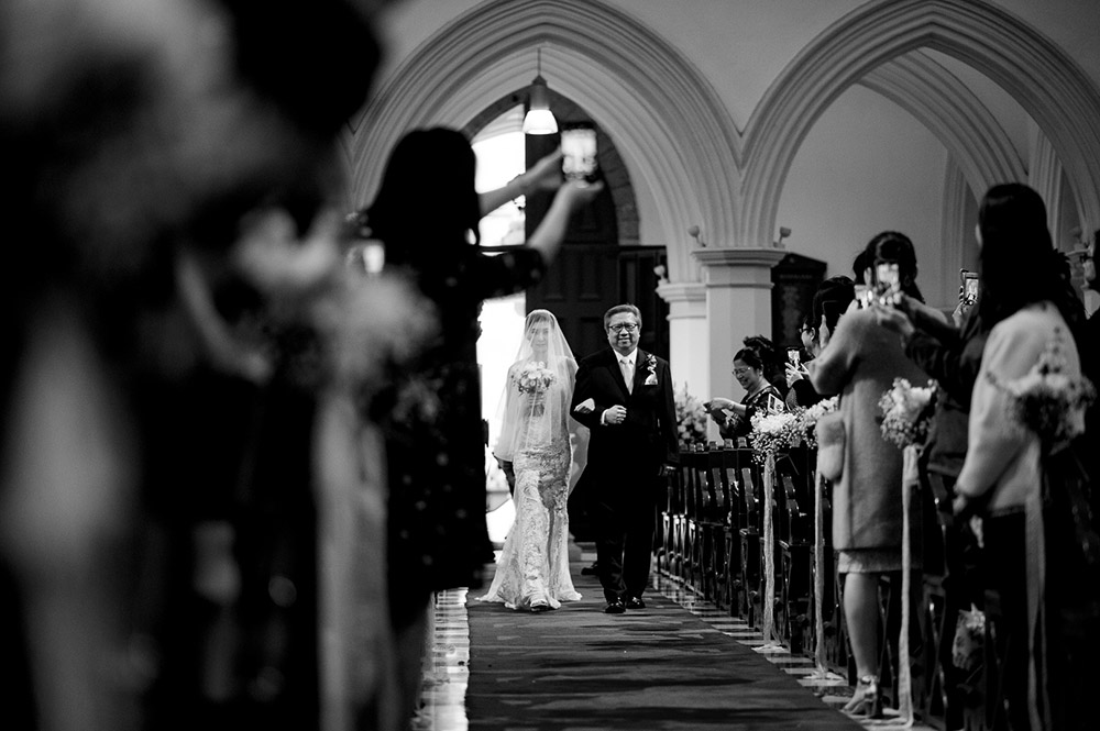 Photo by Chester Kher Creations. www.theweddingnotebook.com