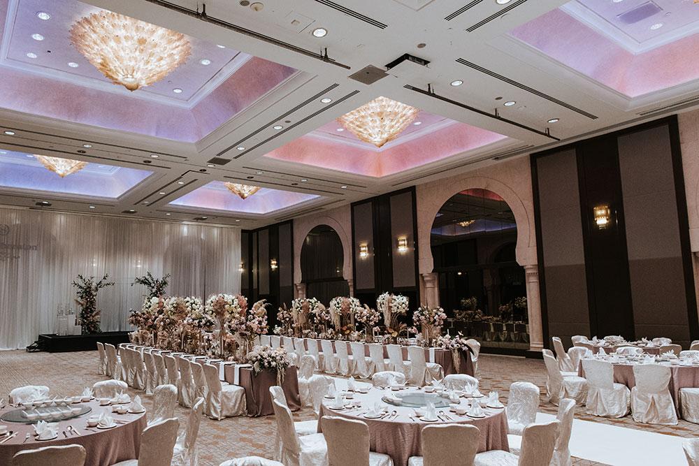 Jasmine. A Photography for Sheraton Imperial Kuala Lumpur. www.theweddingnotebook.com