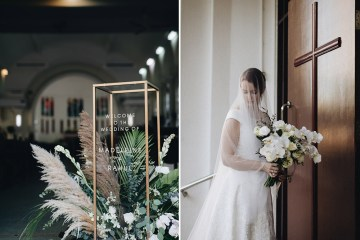 Photo by Arch & Vow Studio. www.theweddingnotebook.com