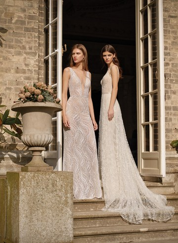 GALA by Galia Lahav Fall 2021 Collection. www.theweddingnotebook.com
