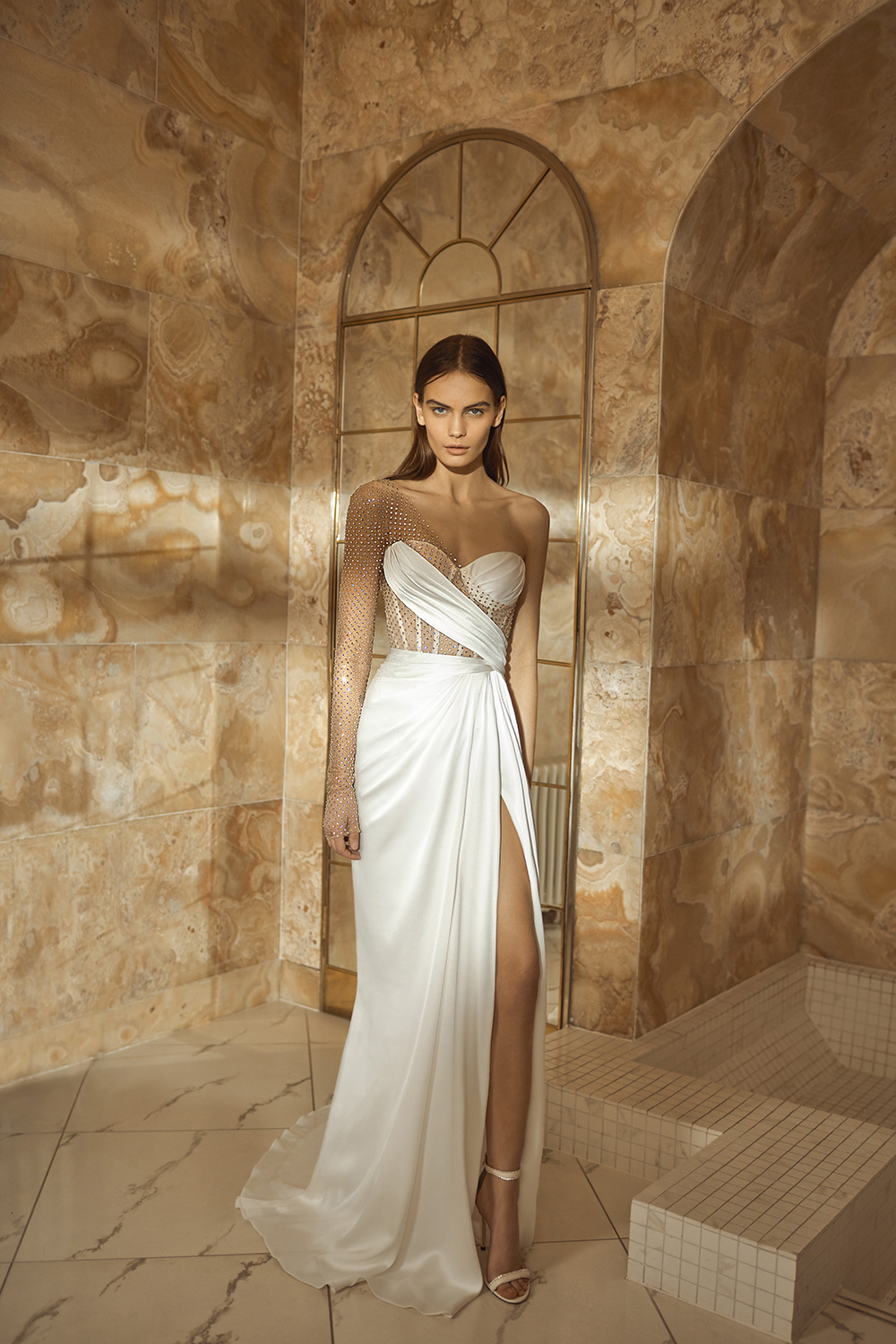 Galia Lahav Couture Fall 2021 Bridal Collection. www.theweddingnotebook.com