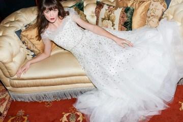 Jenny Packham 2021 Bridal Collection. www.theweddingnotebook.com