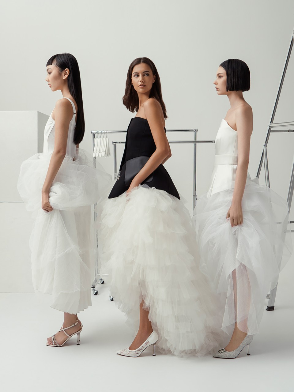 Charles and Keith Spring 2022 Bridal Collection. www.theweddingnotebook.com
