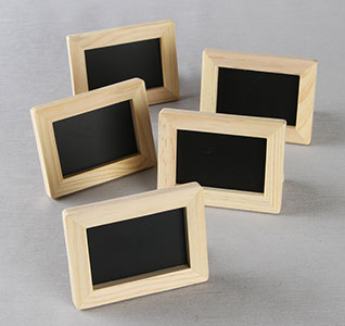 place card frames placecard