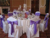 wedding chair covers hire hertfordshire small recliner chairs add a little sparkle bedfordshire luton uk