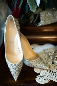 Shoes: Christian Louboutin | Photo: HRM Photography | Venue: Elsie Perrin Williams Estate London