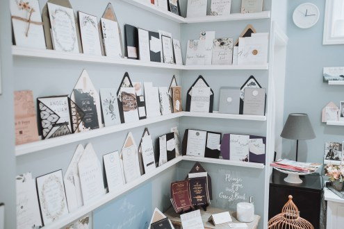 Red Bicycle Paper Co. new design studio | Photo: Brilliant Images Photography