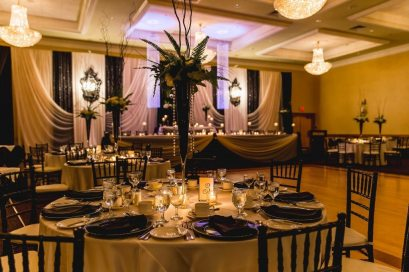 St. George Banquet Hall | Photo: Gary Evans Photography