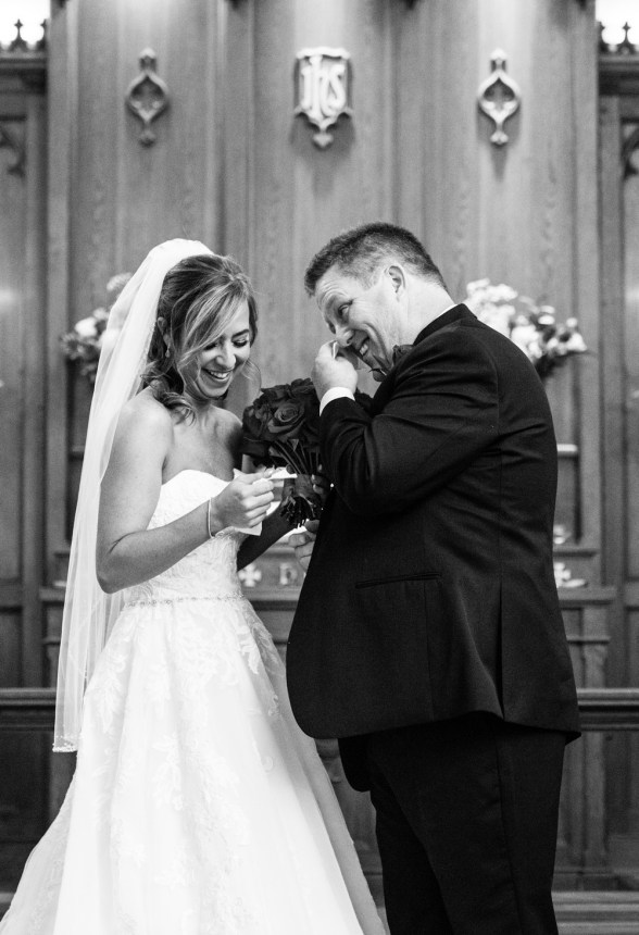Planning: Servers with a Smile | Photo: Monika Mistry Photography