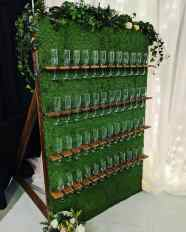 champagne wall sarnia wedding expo