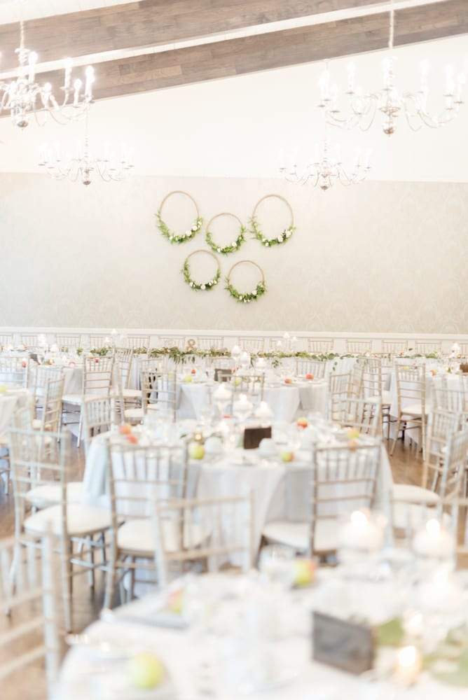 Venue: Stratford Country Club | Photo: Amanda Verhoeve Photography