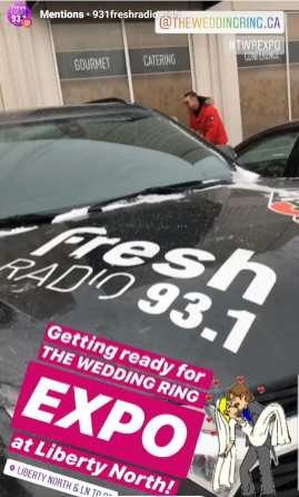 Media Sponsor: Fresh 93.1 FM
