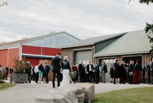 Venue: Ancaster Mill | Photo: Sandra Monaco Photography