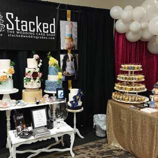 Stacked Cakes