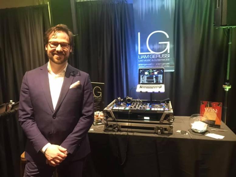 Liam Gerussi DJ
