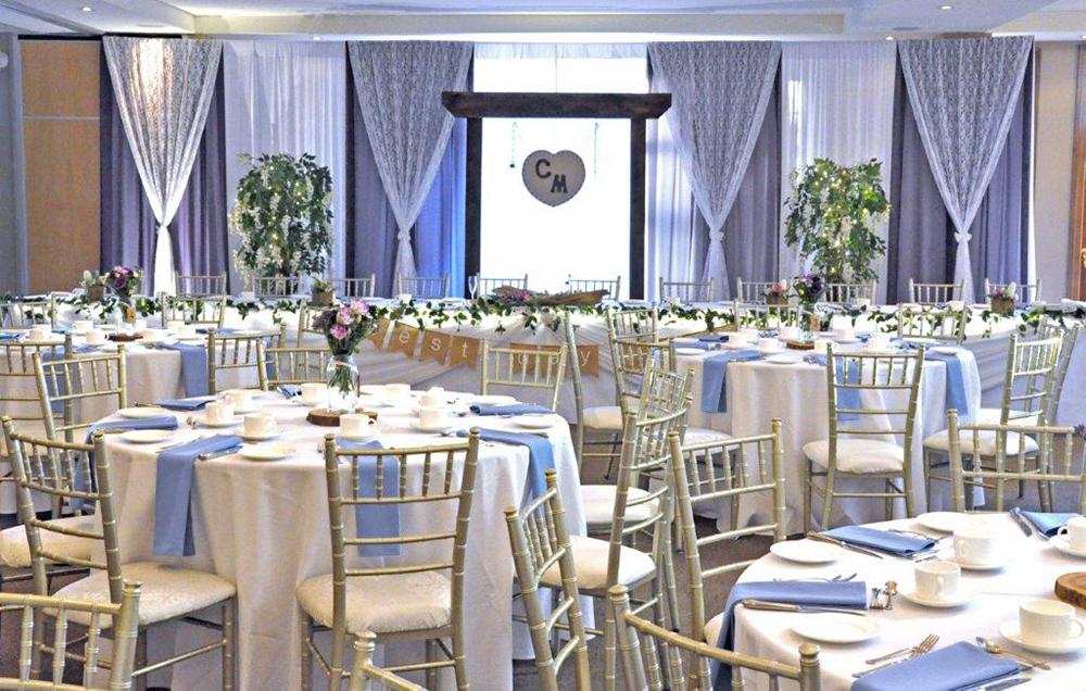 Rebel Creek Golf Club Wedding | Photo: Decorating Dreams