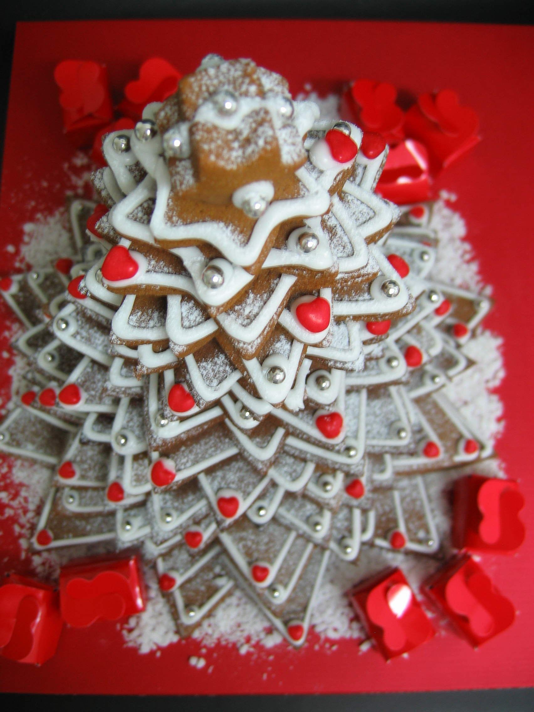 cookie tree centrepiece