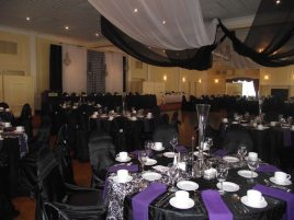 Bingemans catering packages are all about choice; your venue, your ballroom, your menu, your budget