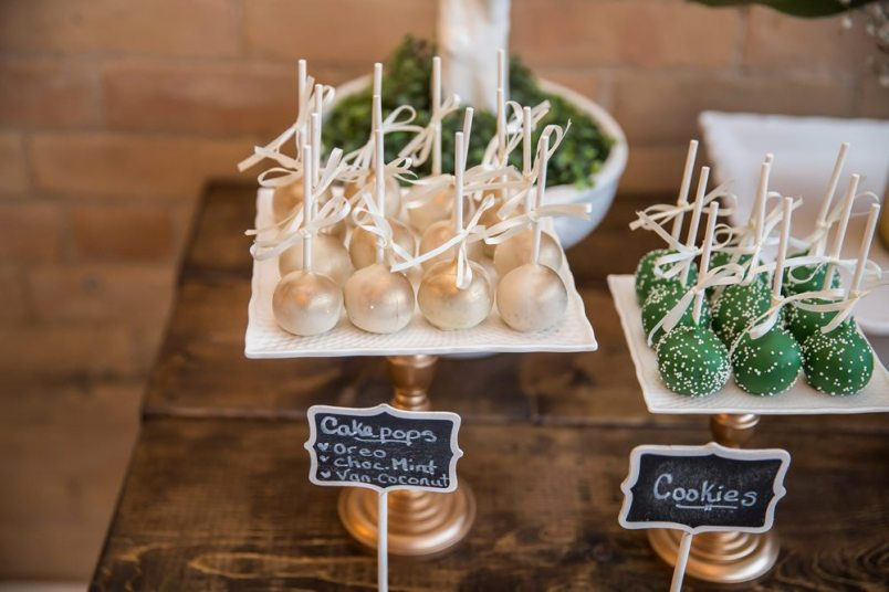 Becky & Ben's GTA Wedding ~ Ceremony: La Maquette Restaurant | Reception: {made} by Madrigal | Photo: Brian Limoyo Photography