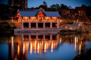 Cambridge Mill | Photo: Anne Edgar Photography