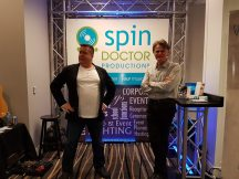Spin Doctor Productions, Cambridge Expo Fall 2016 at Cambridge Hotel
