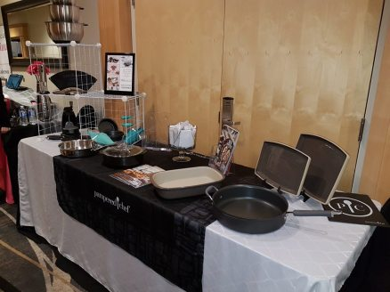 Pampered Chef, Cambridge Expo Fall 2016 at Cambridge Hotel