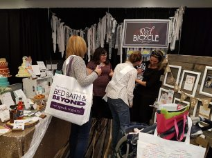 Red Bicycle Paper Co., Cambridge Expo Fall 2016 at Cambridge Hotel
