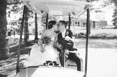 Dundee Country Club Wedding | Photo: Simply Emily Photography