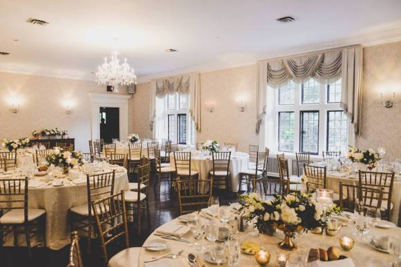 Estates of Sunnybrook Toronto Wedding Venue