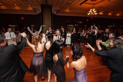 Photo courtesy of In the Cue DJ Services